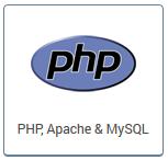 Cloud9 php Apache MySQL